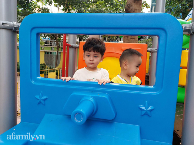 Mẹ Sài Gòn review trường mầm non ai nghe cũng mê: Trường có vườn rau, hồ cá, bé được học nhiều kỹ năng nhưng học phí thì dưới 2 triệu đồng - Ảnh 2.