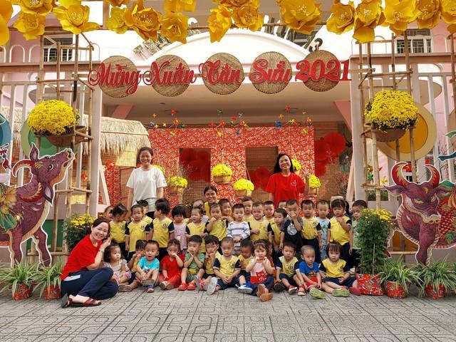 Mẹ Sài Gòn review trường mầm non ai nghe cũng mê: Trường có vườn rau, hồ cá, bé được học nhiều kỹ năng nhưng học phí thì dưới 2 triệu đồng - Ảnh 12.