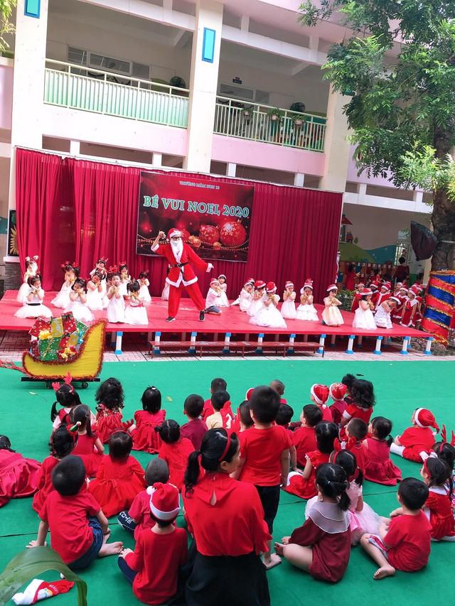 Mẹ Sài Gòn review trường mầm non ai nghe cũng mê: Trường có vườn rau, hồ cá, bé được học nhiều kỹ năng nhưng học phí thì dưới 2 triệu đồng - Ảnh 14.
