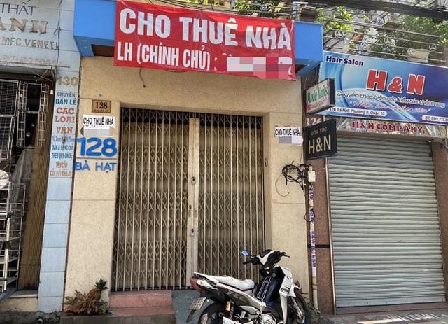 TP Hồ Chí Minh: Mặt bằng cho thuê đìu hiu, kinh doanh cầm cự trong dịch bệnh COVID-19 - Ảnh 2.