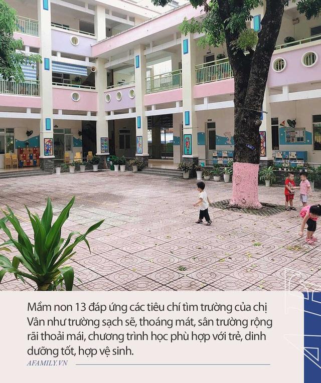 Mẹ Sài Gòn review trường mầm non ai nghe cũng mê: Trường có vườn rau, hồ cá, bé được học nhiều kỹ năng nhưng học phí thì dưới 2 triệu đồng - Ảnh 3.