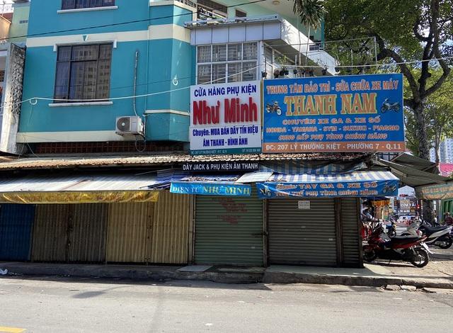 TP Hồ Chí Minh: Mặt bằng cho thuê đìu hiu, kinh doanh cầm cự trong dịch bệnh COVID-19 - Ảnh 3.