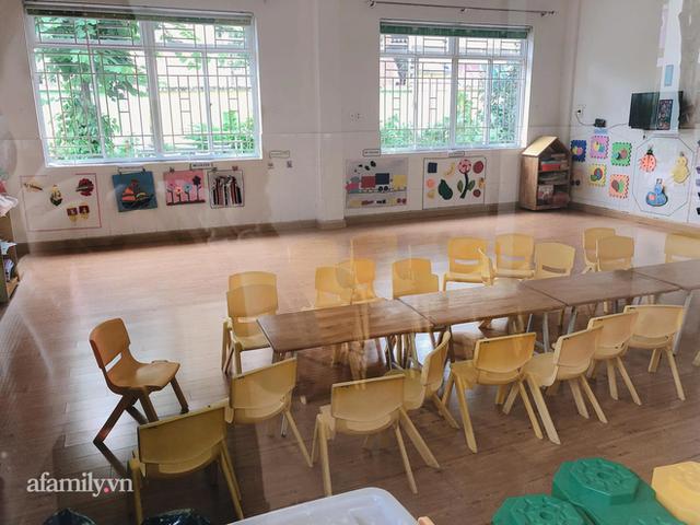 Mẹ Sài Gòn review trường mầm non ai nghe cũng mê: Trường có vườn rau, hồ cá, bé được học nhiều kỹ năng nhưng học phí thì dưới 2 triệu đồng - Ảnh 5.