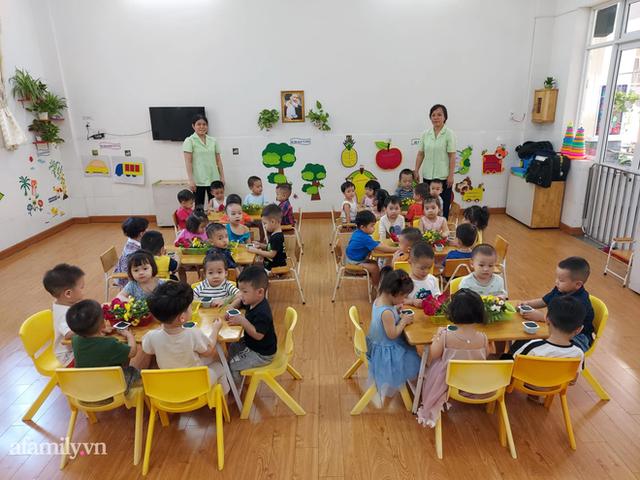 Mẹ Sài Gòn review trường mầm non ai nghe cũng mê: Trường có vườn rau, hồ cá, bé được học nhiều kỹ năng nhưng học phí thì dưới 2 triệu đồng - Ảnh 6.