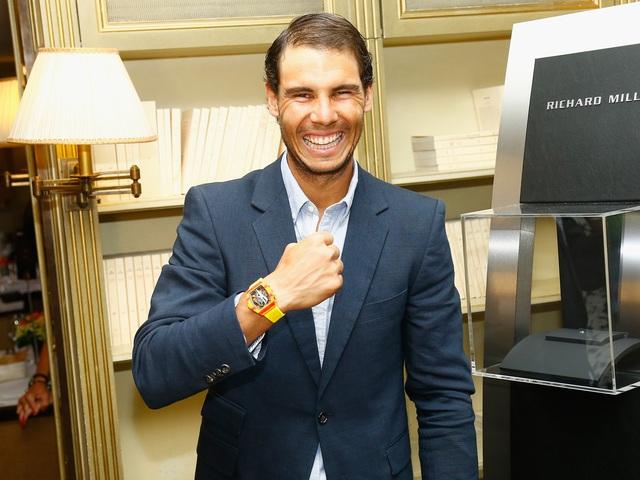 Siêu phẩm đồng hồ RM 27-03 gắn liền với vua đất nện Rafael Nadal: Richard Mille chỉ sản xuất giới hạn 50 chiếc, Việt Nam cũng có đại gia bỏ 30 tỷ VNĐ để tậu về - Ảnh 2.