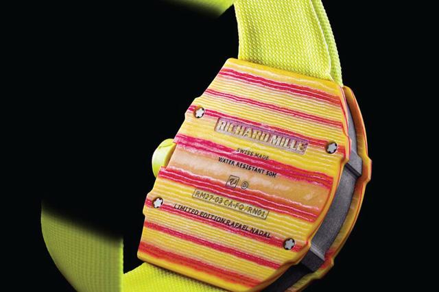 Siêu phẩm đồng hồ RM 27-03 gắn liền với vua đất nện Rafael Nadal: Richard Mille chỉ sản xuất giới hạn 50 chiếc, Việt Nam cũng có đại gia bỏ 30 tỷ VNĐ để tậu về - Ảnh 5.