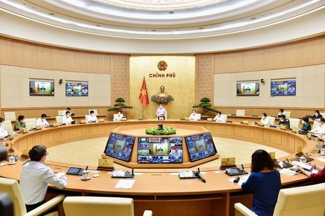 Thủ tướng chỉ đạo dập dịch ở Bắc Giang: Phòng chống dịch với phương châm 5K+vaccine+công nghệ - Ảnh 1.