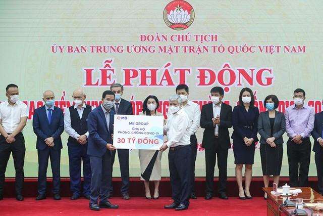 Vạn Thịnh Phát ủng hộ 450 tỷ, Sunny World, Vietcombank, Techcombank, TNG Holdings, MB, SCB, Khang Điền, TH True Milk...chung tay chống dịch - Ảnh 7.