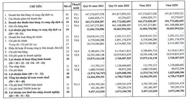 SAM Holdings (SAM) báo lãi quý 1 tăng gấp 4,5 lần cùng kỳ nhờ nguồn thu tài chính - Ảnh 1.