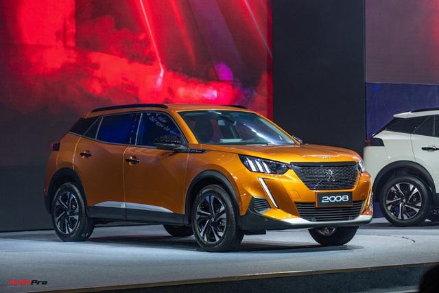 Peugeot 2008 rục rịch tăng giá tại Việt Nam: Bản tiêu chuẩn gần 760 triệu, đắt hơn Kia Seltos và Hyundai Kona full option - Ảnh 2.
