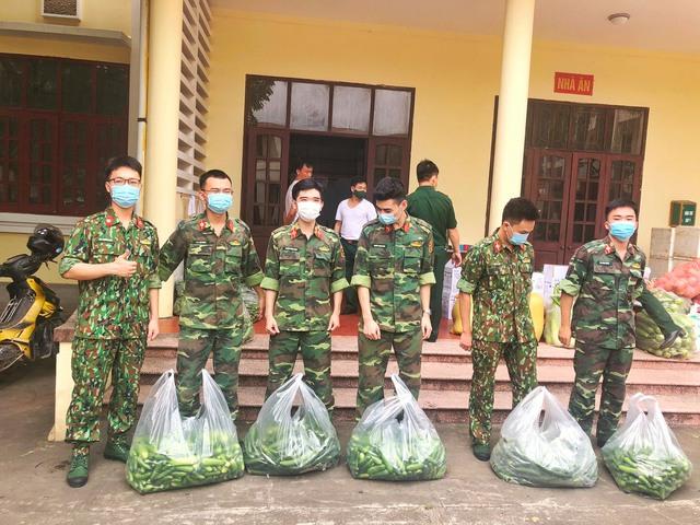 """Bức thư giữa thời bình của học viên Học viện quân y gửi về cho gia đình giữa tâm dịch: """"Trong thời gian còn lại ở Bắc Giang, con sẽ quyết tâm hơn nữa"""" - Ảnh 1."""