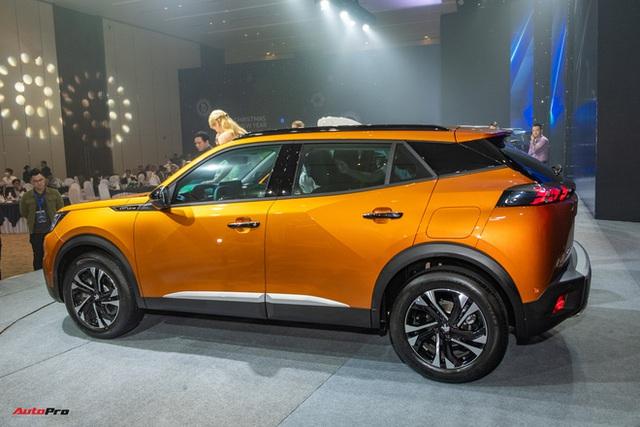 Peugeot 2008 rục rịch tăng giá tại Việt Nam: Bản tiêu chuẩn gần 760 triệu, đắt hơn Kia Seltos và Hyundai Kona full option - Ảnh 3.