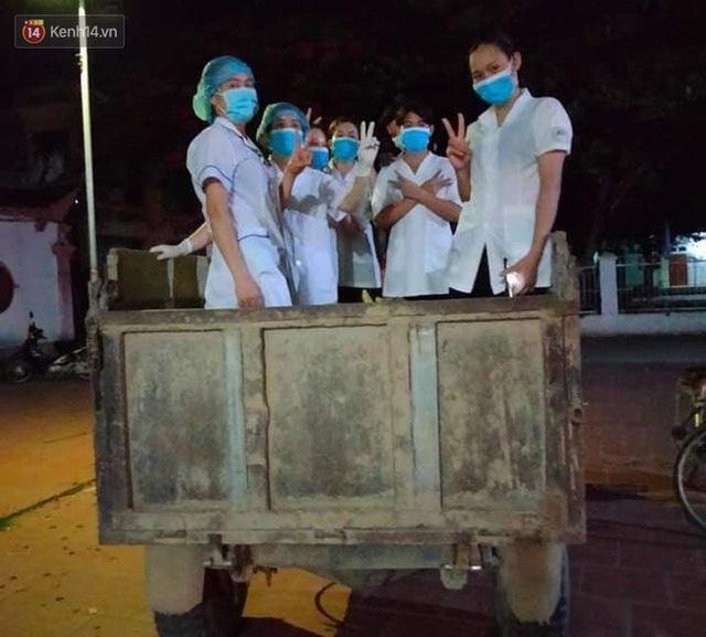 Nước mắt nữ bác sĩ tại tâm dịch Bắc Giang khi nghe giọng con gái 3 tuổi qua điện thoại: Mẹ bắt hết con Covid rồi về với con... - Ảnh 4.