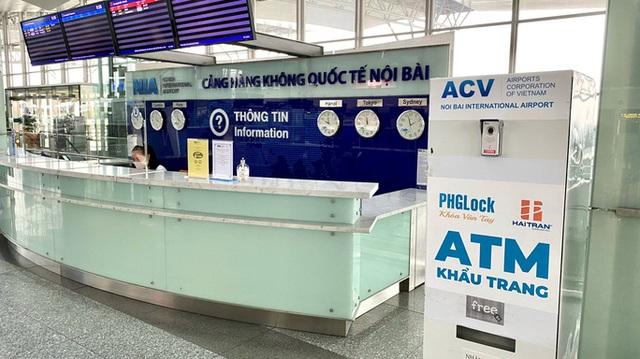 Cảng vụ hàng không miền Bắc khẳng định nước rửa tay ở Nội Bài không phải nước lã  - Ảnh 4.