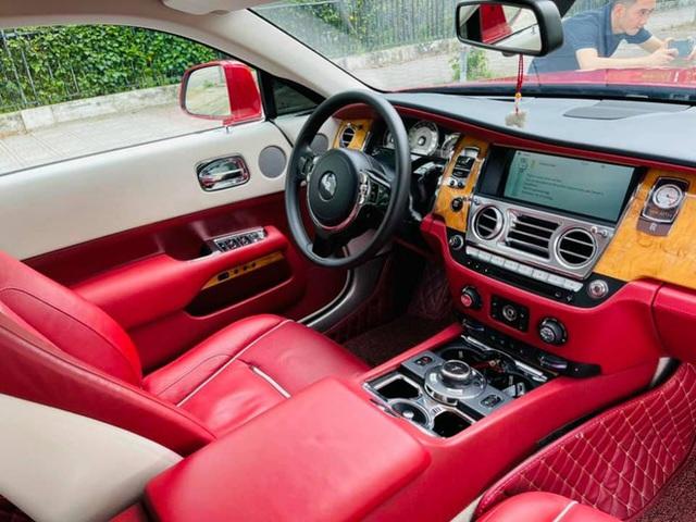Mới chạy 10.000km, đại gia Việt rao bán Rolls-Royce Wraith rẻ hơn cả chục tỷ giá mua mới chính hãng - Ảnh 4.