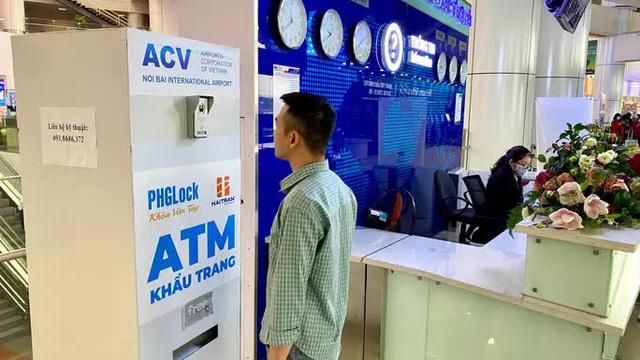 Cảng vụ hàng không miền Bắc khẳng định nước rửa tay ở Nội Bài không phải nước lã  - Ảnh 5.
