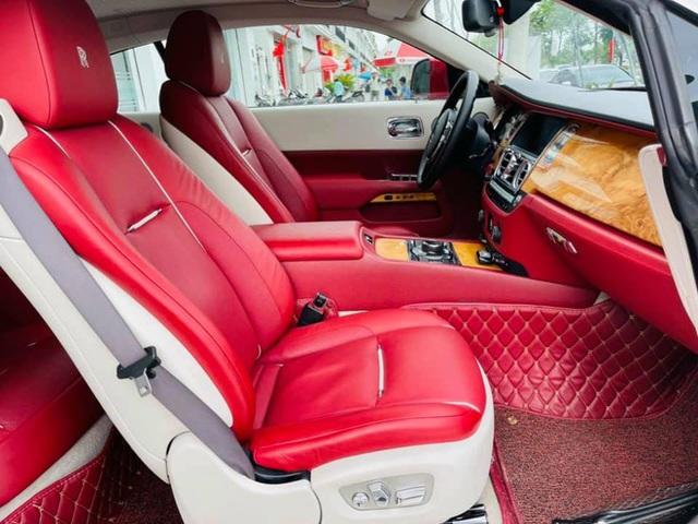 Mới chạy 10.000km, đại gia Việt rao bán Rolls-Royce Wraith rẻ hơn cả chục tỷ giá mua mới chính hãng - Ảnh 5.