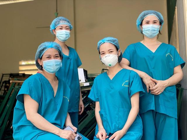 Nữ điều dưỡng vào tâm dịch Bắc Giang: Mỗi lần làm xét nghiệm, tất cả chúng tôi đều nín thở. Nhỡ thành F0 thì sao? - Ảnh 8.