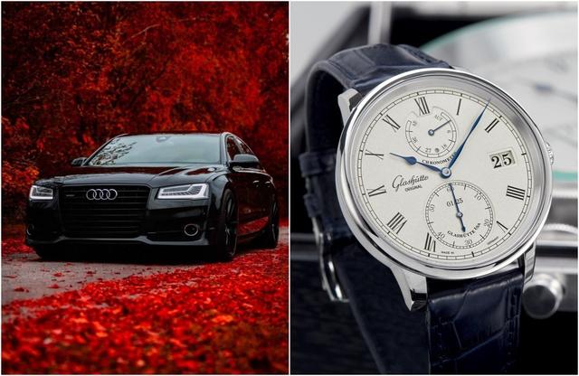 Đi xe sang phải đeo đồng hồ xịn mới chuẩn, nhưng phối sao cho xứng đôi vừa lứa là cả một nghệ thuật chỉ người giàu mới nắm rõ - Ảnh 10.