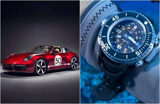 Đi xe sang phải đeo đồng hồ xịn mới chuẩn, nhưng phối sao cho xứng đôi vừa lứa là cả một nghệ thuật chỉ người giàu mới nắm rõ - Ảnh 11.