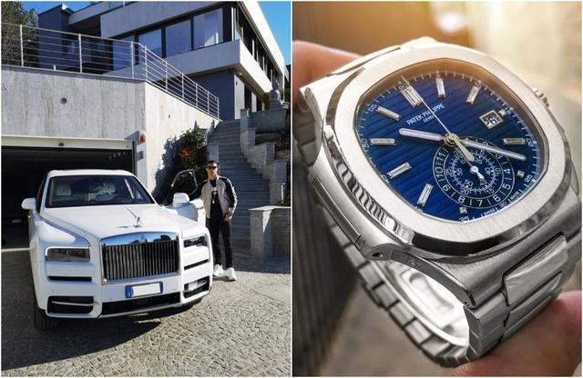 Đi xe sang phải đeo đồng hồ xịn mới chuẩn, nhưng phối sao cho xứng đôi vừa lứa là cả một nghệ thuật chỉ người giàu mới nắm rõ - Ảnh 2.