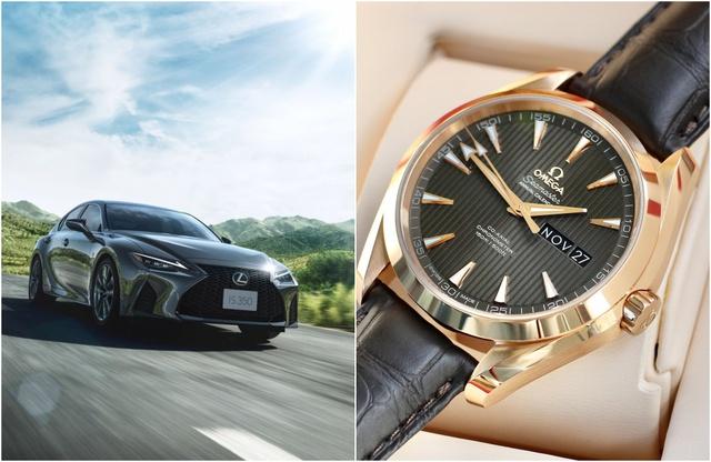 Đi xe sang phải đeo đồng hồ xịn mới chuẩn, nhưng phối sao cho xứng đôi vừa lứa là cả một nghệ thuật chỉ người giàu mới nắm rõ - Ảnh 3.