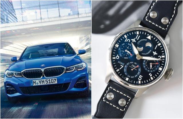 Đi xe sang phải đeo đồng hồ xịn mới chuẩn, nhưng phối sao cho xứng đôi vừa lứa là cả một nghệ thuật chỉ người giàu mới nắm rõ - Ảnh 4.