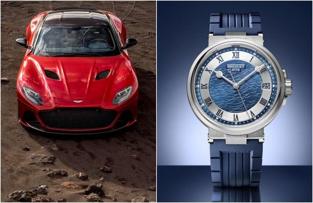 Đi xe sang phải đeo đồng hồ xịn mới chuẩn, nhưng phối sao cho xứng đôi vừa lứa là cả một nghệ thuật chỉ người giàu mới nắm rõ - Ảnh 6.
