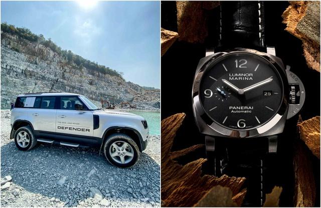 Đi xe sang phải đeo đồng hồ xịn mới chuẩn, nhưng phối sao cho xứng đôi vừa lứa là cả một nghệ thuật chỉ người giàu mới nắm rõ - Ảnh 9.