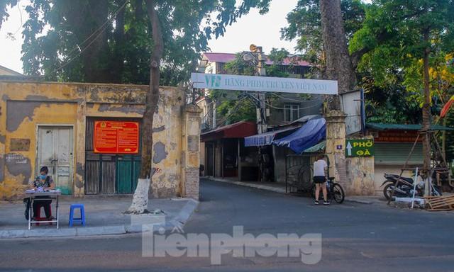 Cận cảnh khu đất vàng hãng phim truyện Việt Nam bị thúc thu hồi sau cổ phần hóa - Ảnh 1.