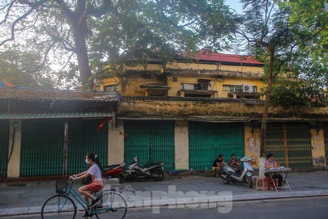 Cận cảnh khu đất vàng hãng phim truyện Việt Nam bị thúc thu hồi sau cổ phần hóa - Ảnh 2.