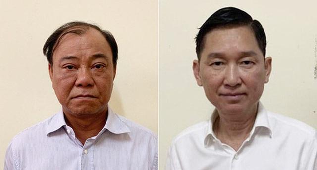 Tiếp tục đề nghị truy tố các ông Trần Vĩnh Tuyến, Lê Tấn Hùng  - Ảnh 1.