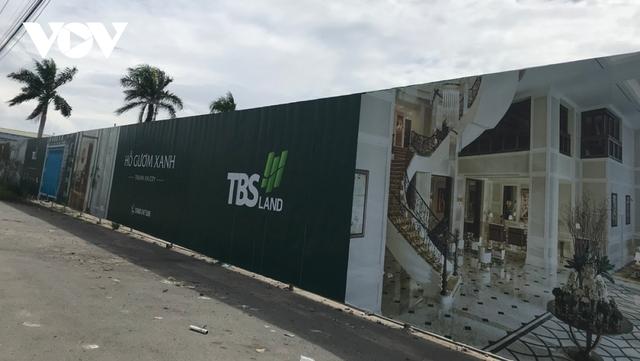 Thêm một doanh nghiệp ở Bình Dương bị xử phạt vì xây dựng không phép - Ảnh 1.