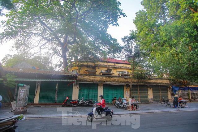 Cận cảnh khu đất vàng hãng phim truyện Việt Nam bị thúc thu hồi sau cổ phần hóa - Ảnh 21.