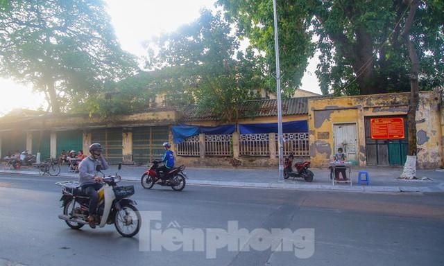 Cận cảnh khu đất vàng hãng phim truyện Việt Nam bị thúc thu hồi sau cổ phần hóa - Ảnh 5.