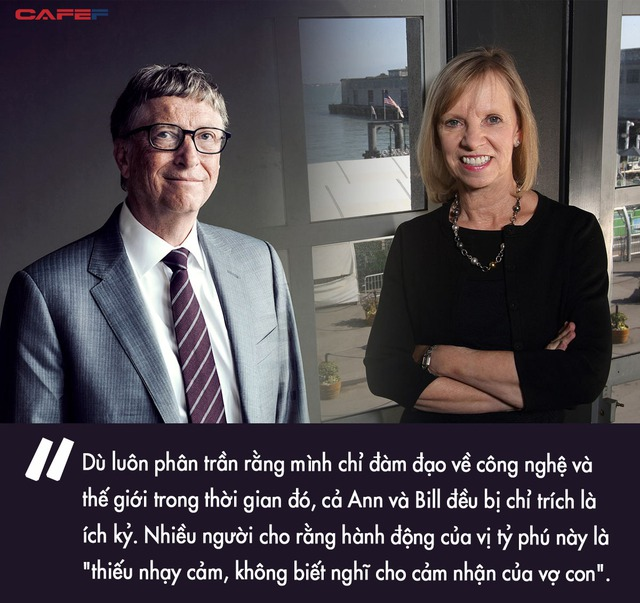 3 bóng hồng ghi dấu ấn khó quên trong cuộc đời tỷ phú Bill Gates: Người may mắn trở thành vợ, người an phận làm tri kỷ, đáng trách nhất là kẻ đâm lén sau lưng - Ảnh 1.