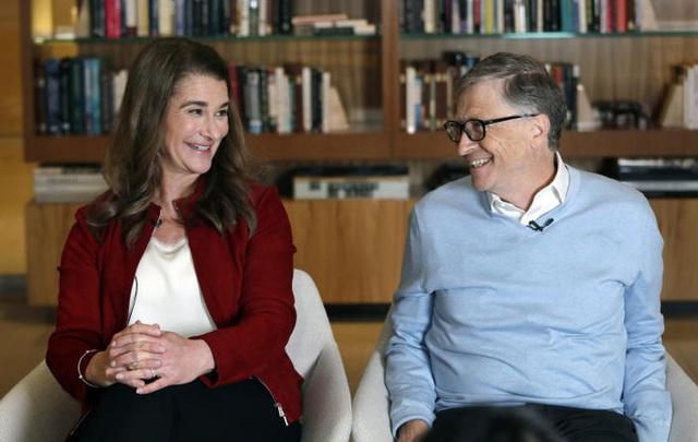 Tỷ phú Bill Gates khẳng định: Chúng tôi không thể phát triển cùng nhau như 1 cặp vợ chồng, song phát ngôn trước đó của bà Melinda lại khác hẳn - Ảnh 1.