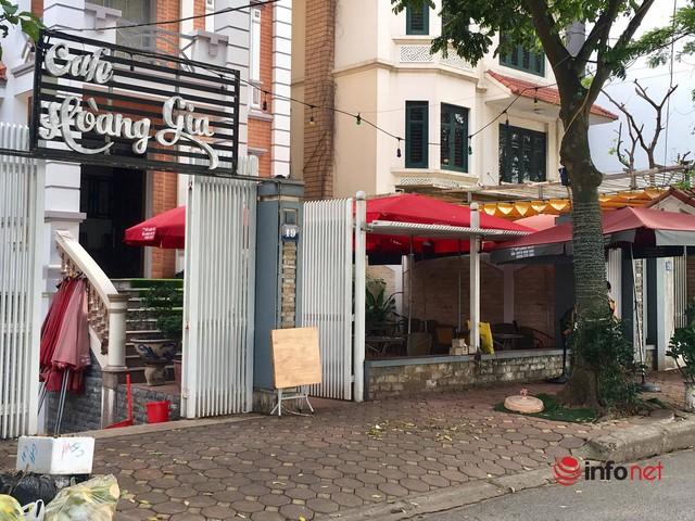 Hà Nội: Quán ăn vẫn tràn vỉa hè, như chưa có lệnh đóng cửa, giãn cách - Ảnh 8.