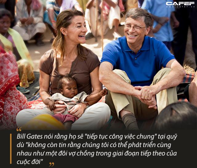 Chuyện nhà Gates: Từ chiếc bồn cầu cứu mạng nửa triệu người mỗi năm tới cuộc ly hôn làm chấn động giới từ thiện toàn cầu - Ảnh 4.
