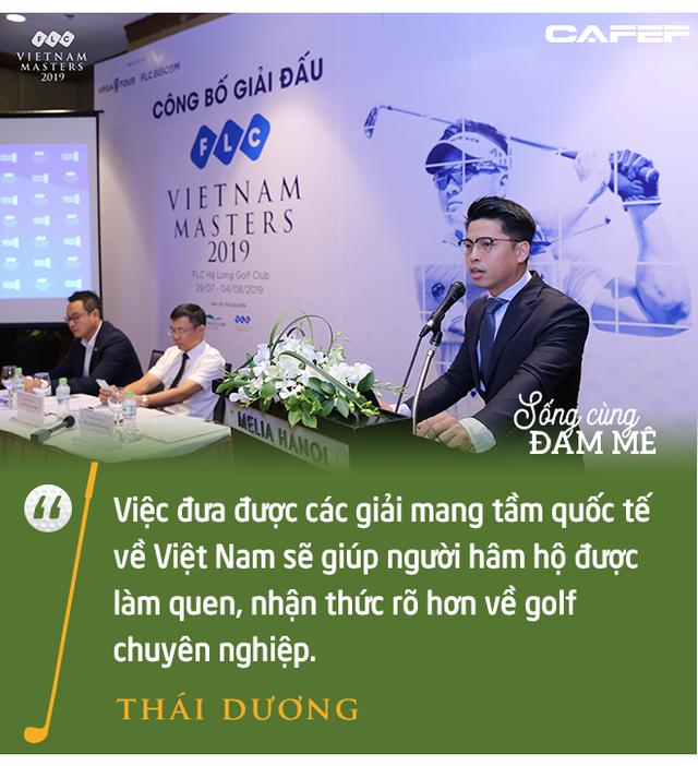 Chuyện ít biết về giải đấu đặt nền móng cho Golf chuyên nghiệp Việt Nam - Ảnh 1.
