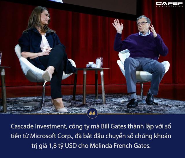 Bloomberg đưa bằng chứng cho thấy gia đình Bill Gates đã bắt đầu chia khối tài sản khổng lồ 145 tỷ USD - Ảnh 2.