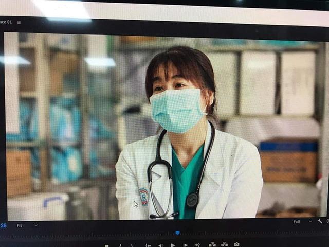 Nữ bác sĩ BV Chợ Rẫy được Forbes vinh danh: Bệnh nhân chuyển đi hết, tôi biết mình đang đối mặt với kẻ thù nguy hiểm - Ảnh 2.