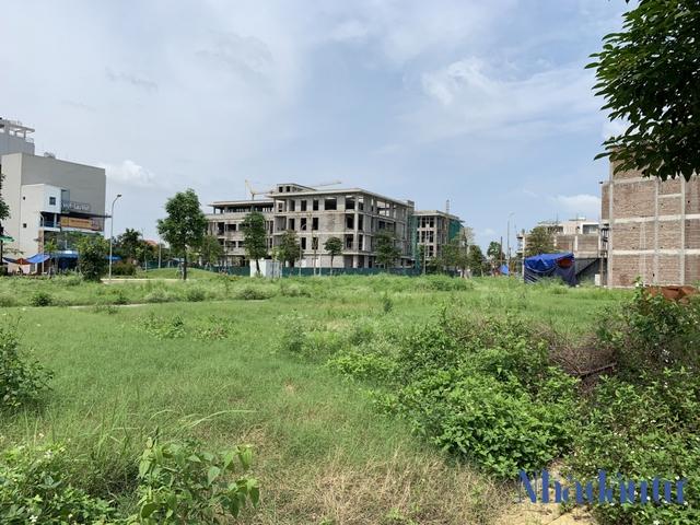 Giá đất các huyện ven đô Hà Nội tăng chóng mặt - Ảnh 2.