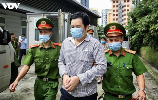 14 bị cáo vụ án Nhật Cường hầu tòa Hà Nội - Ảnh 3.