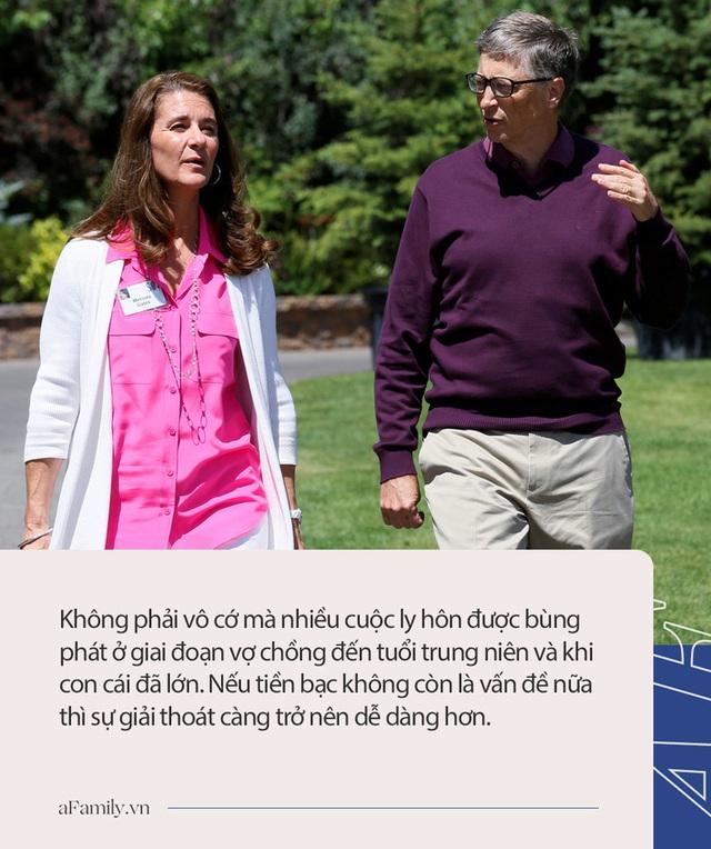 Hãy dừng quy chụp việc tan vỡ vì phụ nữ bắt đàn ông rửa bát: CEO giải mã lý do vợ chồng tỷ phú Bill Gates ly hôn cực kỳ đơn giản - Ảnh 3.