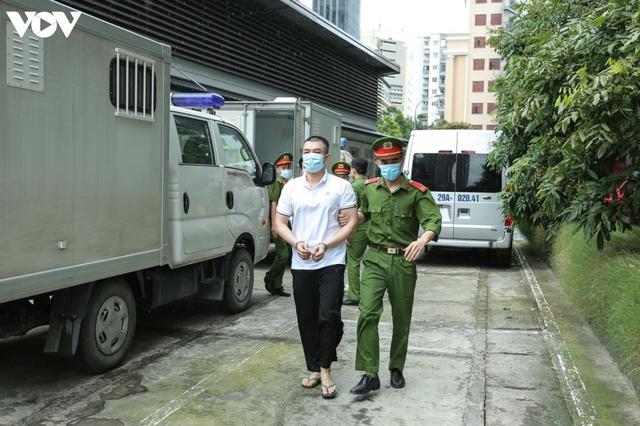 14 bị cáo vụ án Nhật Cường hầu tòa Hà Nội - Ảnh 6.