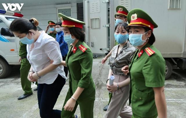 14 bị cáo vụ án Nhật Cường hầu tòa Hà Nội - Ảnh 7.