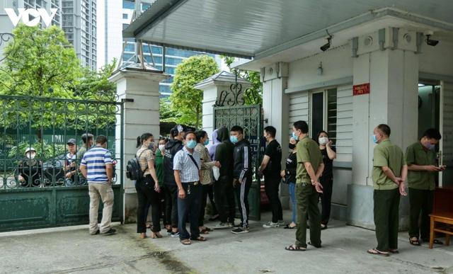 14 bị cáo vụ án Nhật Cường hầu tòa Hà Nội - Ảnh 8.
