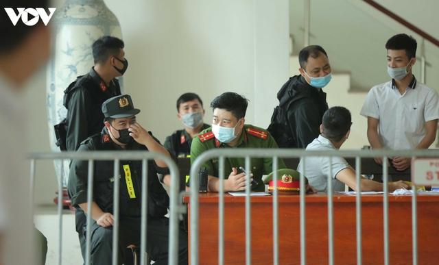 14 bị cáo vụ án Nhật Cường hầu tòa Hà Nội - Ảnh 10.