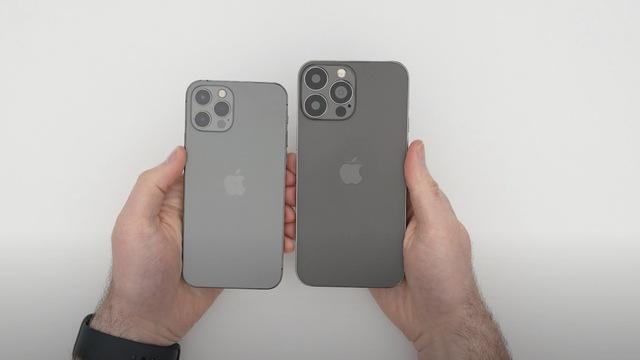 Lộ diện bản mẫu iPhone 13: Camera siêu to khổng lồ, thiết kế không khác biệt - Ảnh 1.